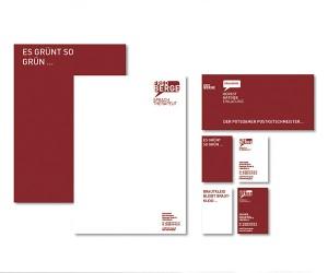 Corporate Design für einen Sprachtherapeuten