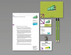 Corporate Design für »BARUTHOPIA«