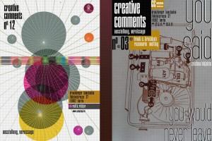 Gestaltung von Postern für eine Galerie