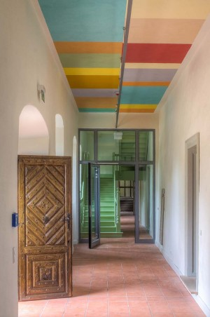 Altes Schloß Baruth_ Eingang