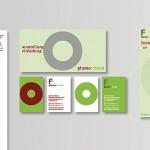 Entwicklung eines Erscheinungsbildes und Corporate Design für die Physiopraxis Freud