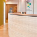 Gestaltung der Praxisinnenräume für Königmann