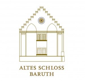 Die Entwicklung des finalen CD wurde dann auf die Giebelansicht des Altes Schloss Baruth fokussiert.