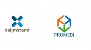 Gestaltung von Logos und Bild-Schrift-Marken für unterschiedliche Unternehmen, hier für Beratung für Ärzte und Unternehmensberatung