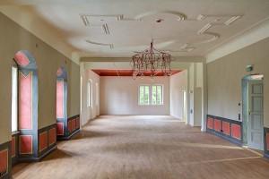 Altes Schloß Baruth_Großer Saal