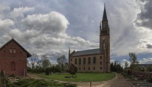 Stüler Kirche
