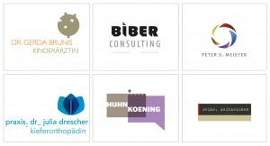 Logogestaltung für KMU