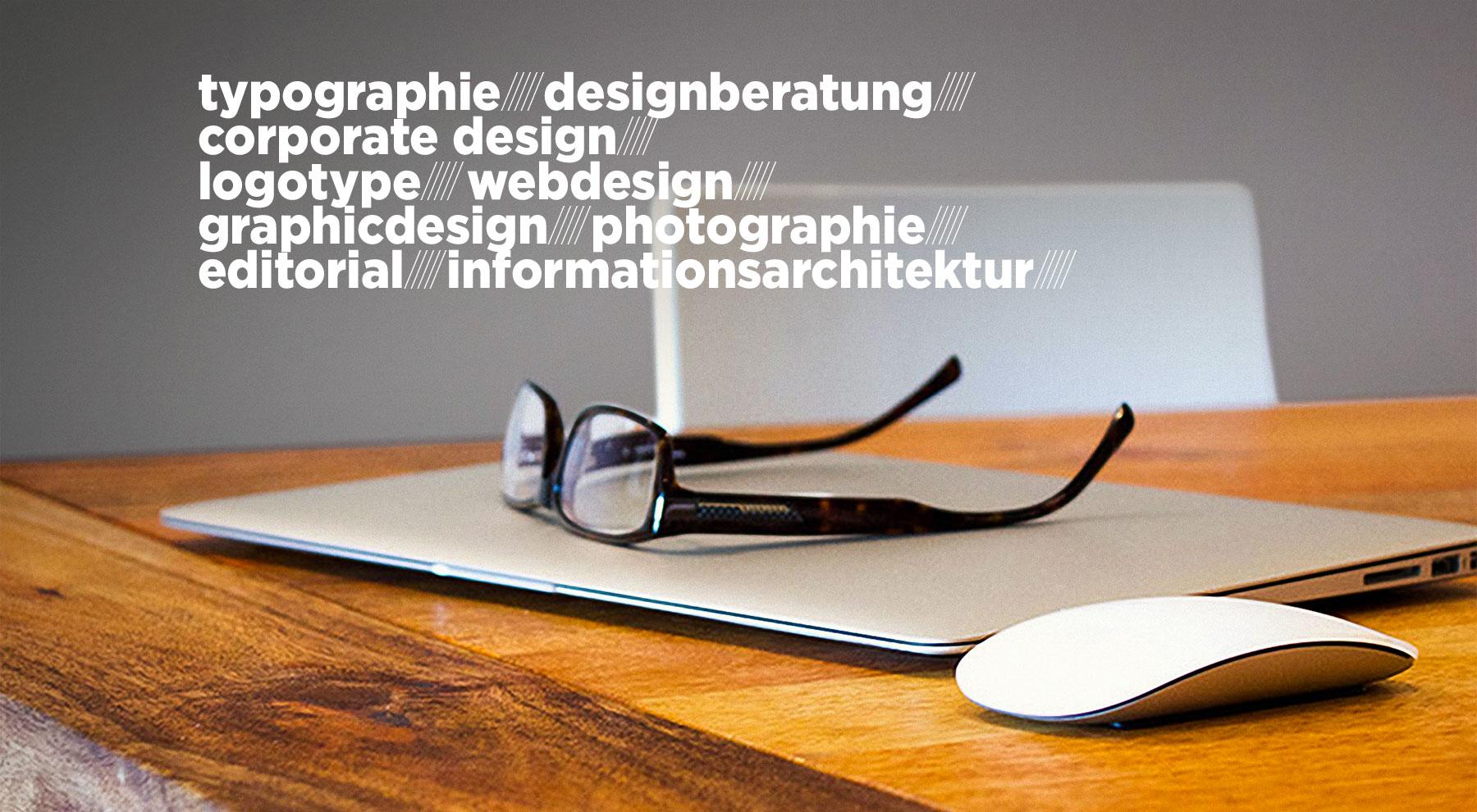 polydsign arbeitet für Sie in folgenden Bereichen: Visuelle Kommunikation, WebDesign, Logo, Corporate Design, DesignBeratung und Typografie